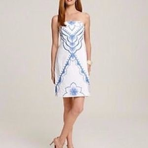 Lilly Pulitzer Bowen Embroidered Dress